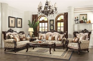 Cardiff Formal Living Room Set