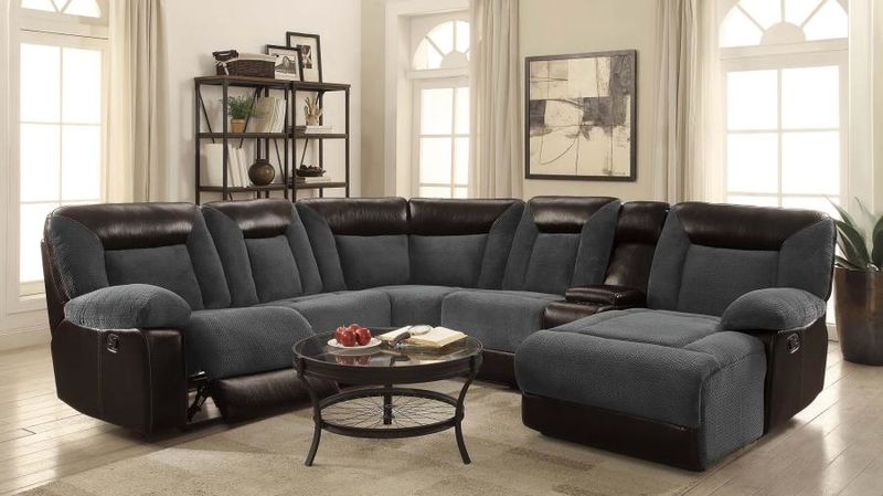 Cybele Reclining Sectional