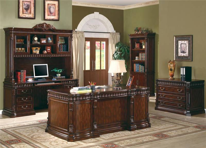 Tucker Executive Desk