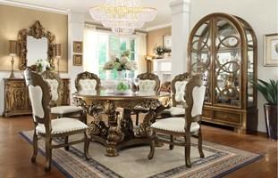 Cremona Formal Dining Room Set