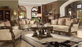Cremona II Formal Living Room Set