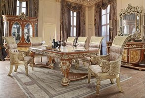 Denton Formal Dining Room Set