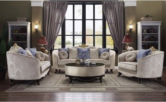 Dundee Formal Living Room Set