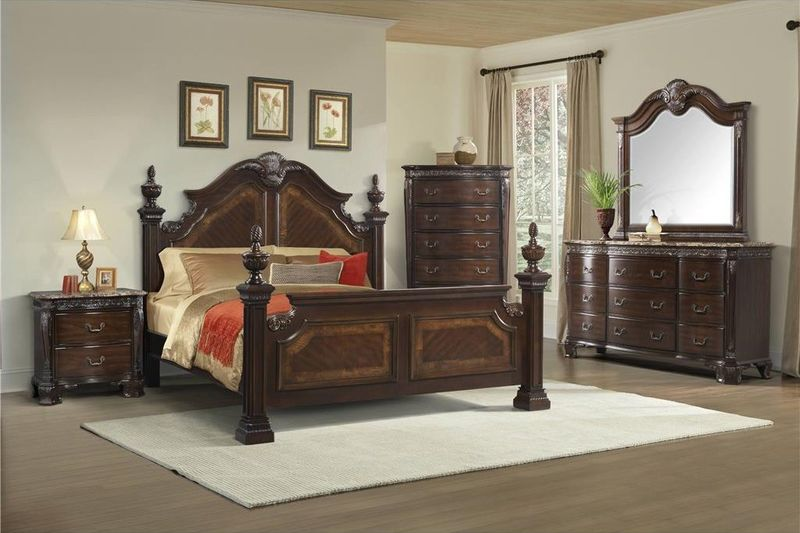 Southern Belle Bedroom Set