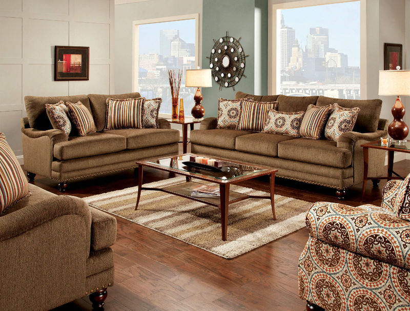 Adderley Living Room Set Furniture Sets  Von