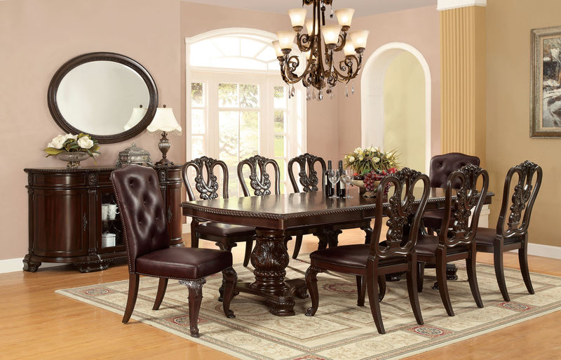 Bellagio Formal Dining Room Set