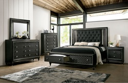 Demetria Bedroom Set with Storage Bed