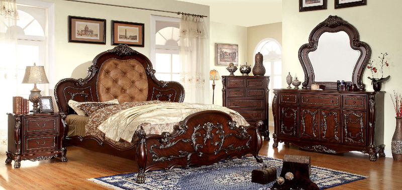 Castlewood Bedroom Set