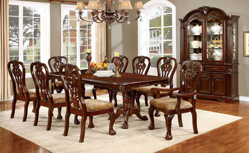 Formal Dining Room Sets For 6 von furniture | quimby formal dining room set