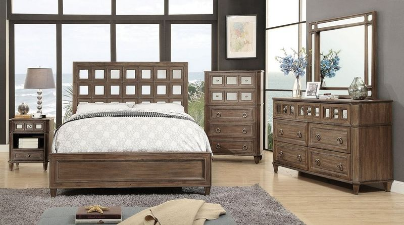 Frontera Bedroom Set