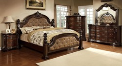 Monte Vista Bedroom Set in Brown