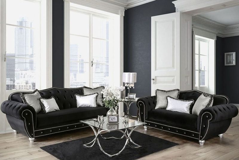 Negrini Formal Living Room Set