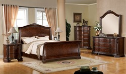 Penbroke Bedroom Set with Sleigh Bed