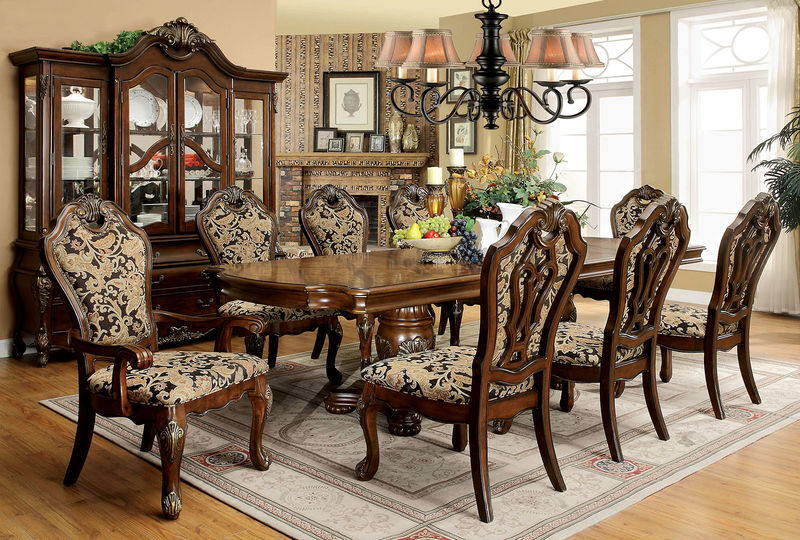 Vicente Formal Dining Room Set