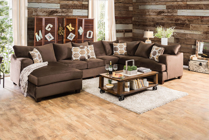 Wessington U-Shaped Sectional