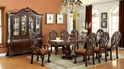 Wyndmere Formal Dining Room Set in Cherry