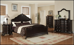 Harrison Elegant Bedroom Set