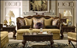 Dumont Formal Living Room Set