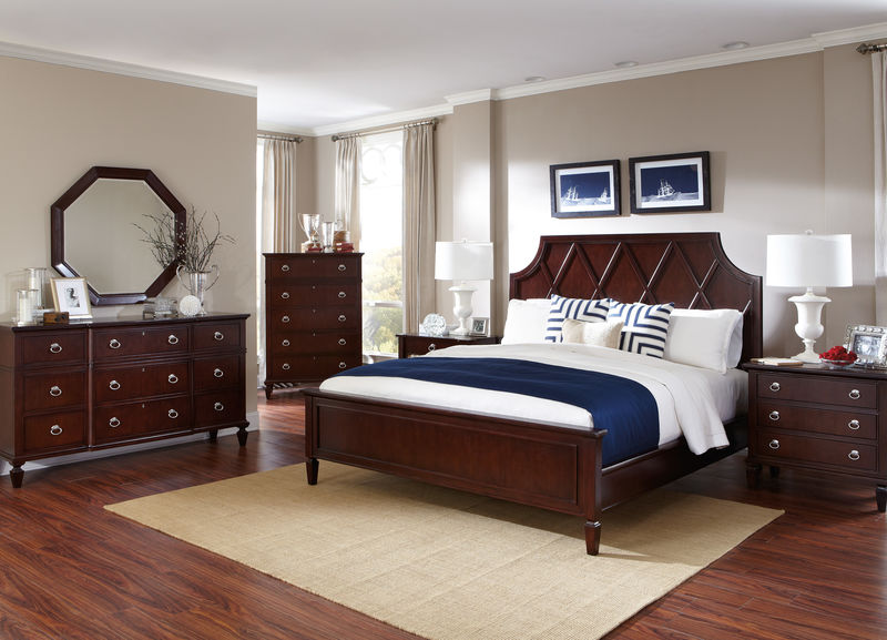 New Traditions Bedroom Set