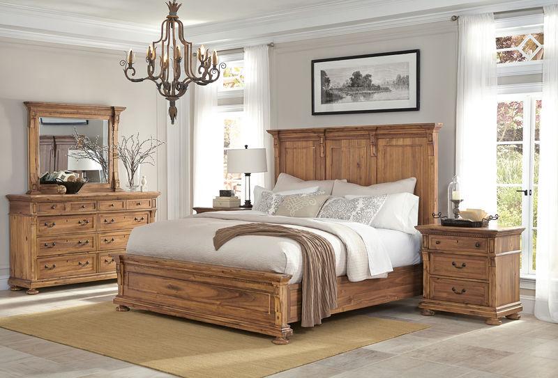 Wellington Hall Bedroom Set