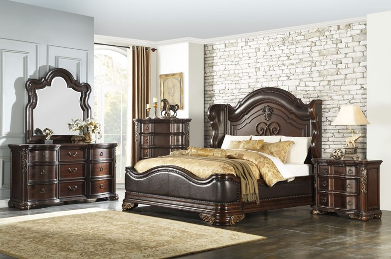 Royal Highlands Bedroom Set