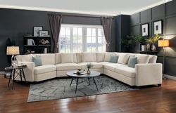 Southgate Sectional Sofa with Cuddler