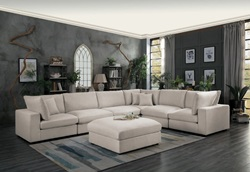 Casoria Sectional Sofa