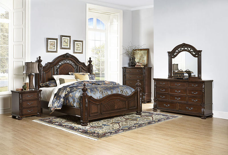 Augustine Court Bedroom Set