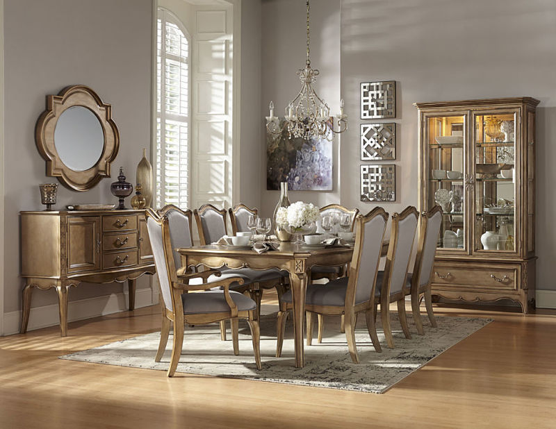 Von Furniture  Orleans Formal Dining Room Set