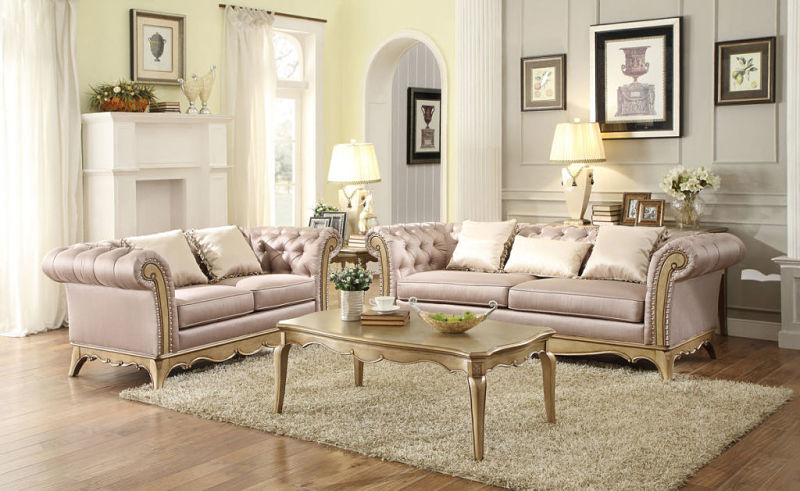 Chambord Formal Living Room Set