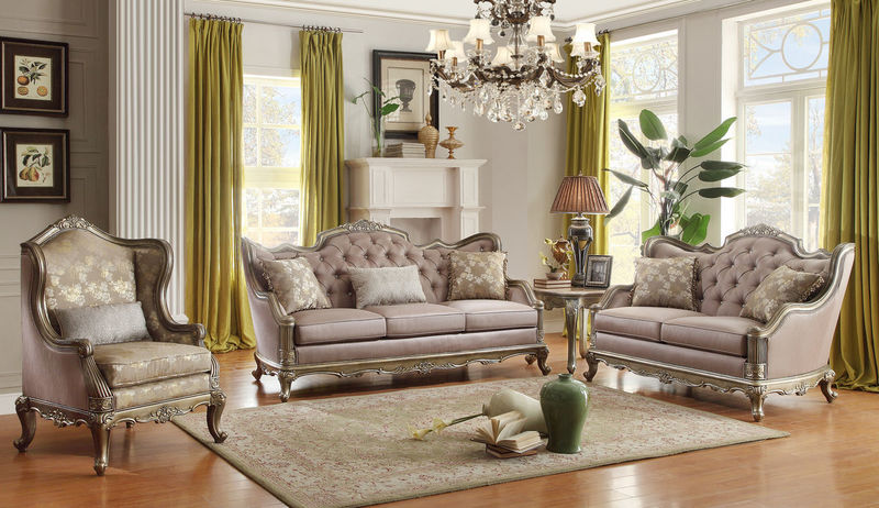 Florentina Living Room Set Furniture Sets  Von