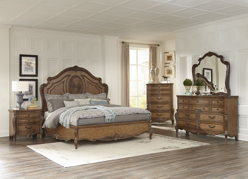 Moorewood Park Bedroom Set
