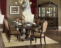 Russian Hill Formal Dining Room Set