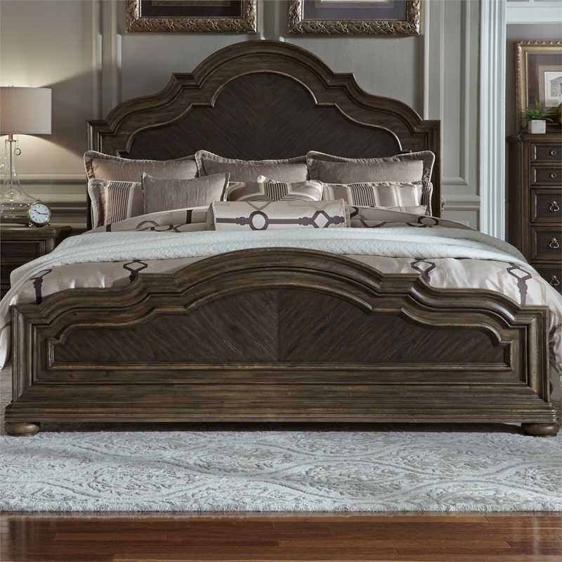 Valley Springs 4 Piece Queen Bedroom Set
