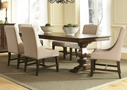 Armand 7 Piece Formal Dining Room Set