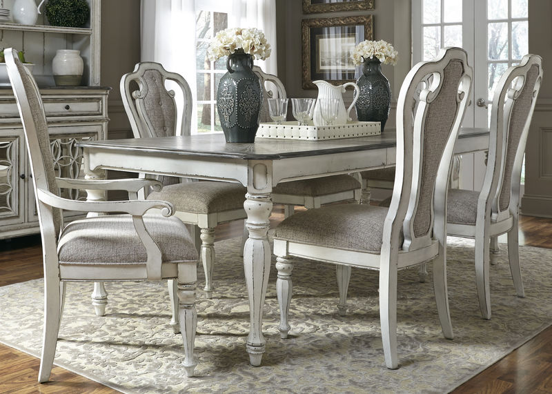 Magnolia Manor 7 Piece Formal Dining Room Set
