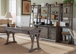 Stone Brook 5 Piece Home Office Set