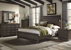 Thornwood Hills 4 Piece Queen Bedroom Set