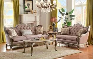 Marsala Formal Living Room Set