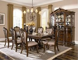 Naples Formal Dining Room Set