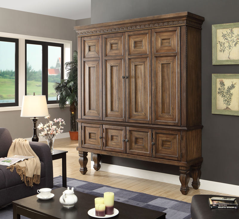 Aria Entertainment Armoire - Large