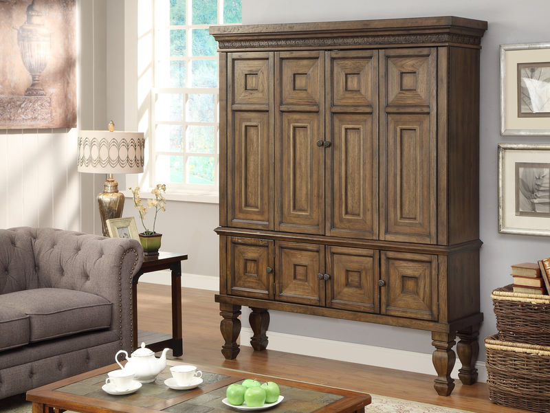 Aria Entertainment Armoire - Small