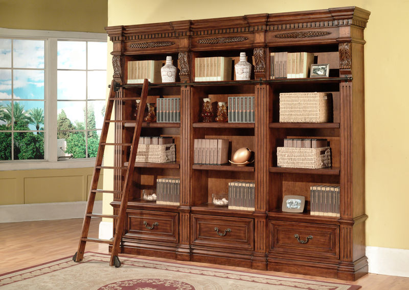 Granada Museum Bookcase - Medium