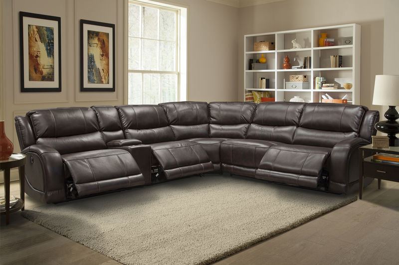 Plato Reclining Sectional