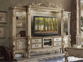 Pisa Entertainment Center in Gold
