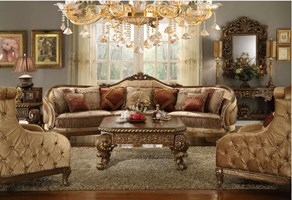 Sterling Formal Living Room Set