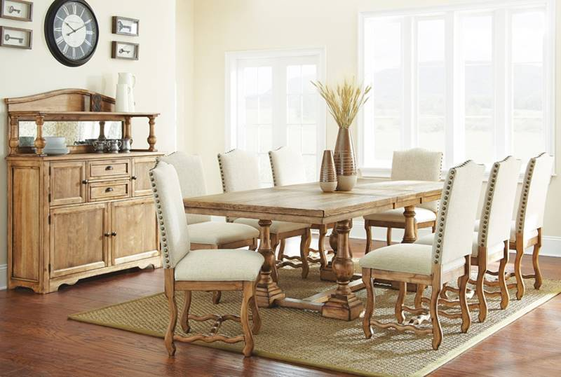 von furniture | quimby formal dining room set