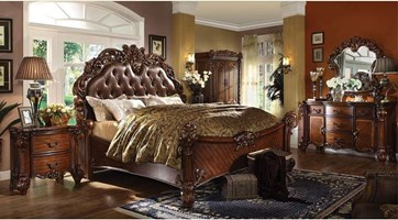 Walther Bedroom Set in Cherry