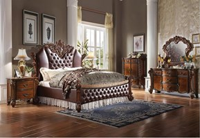 Walther II Bedroom Set in Cherry