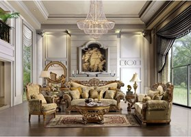 Wells Formal Living Room Set